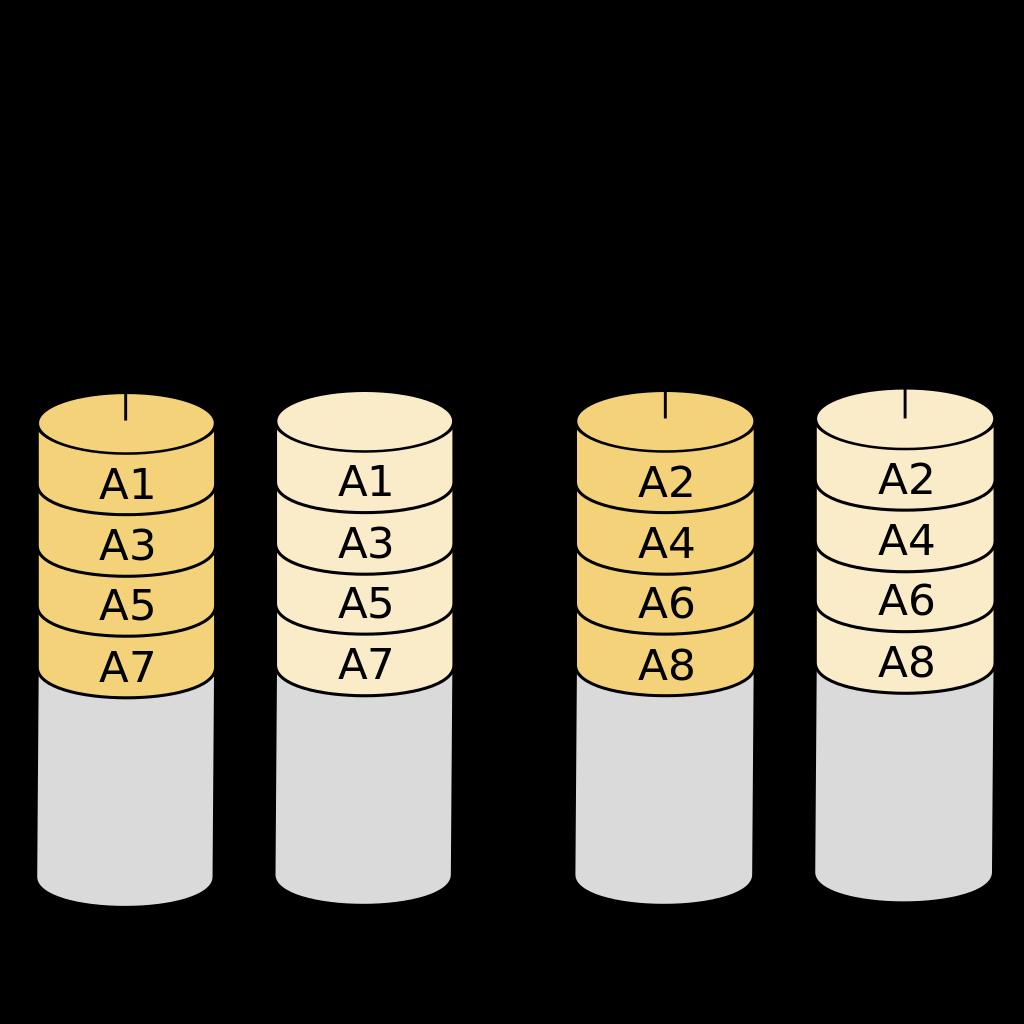 Raid 10 configuratie
